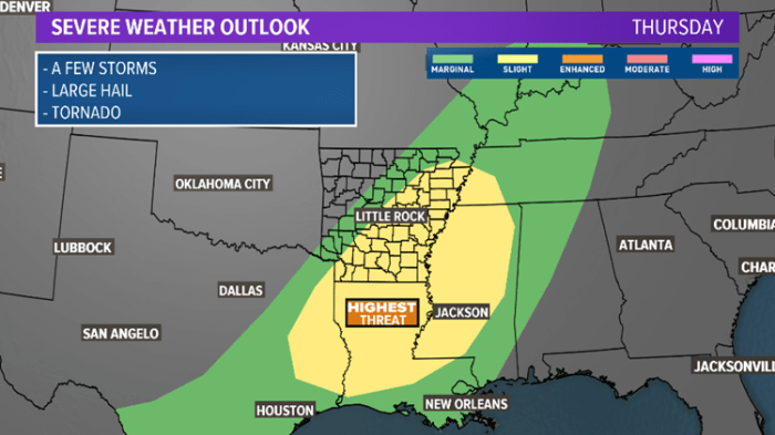 Severe wx outlook