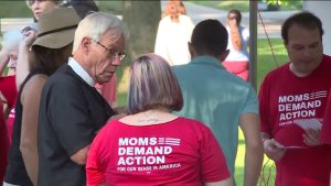 Moms Demand Action To Hold Gun Reform Rally In Little Rock, Beto O'Rourke To Attend