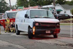 Traffic Crash At Boll Weevil Pawn Shop – HOT SPRINGS