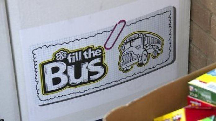United Way Of Northwest Arkansas Hosts Fill The Bus This Weekend