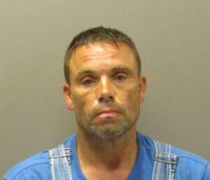 Wanted Person, Meth, And A Gun Allegedly Found During Traffic Stop; Felony Arrest x2 – GARLAND COUNTY