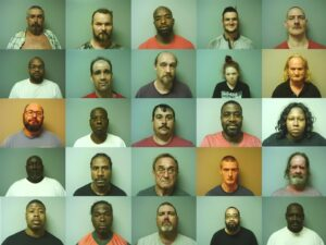 Over 25 Sex Offenders Arrested; Felony Arrests – CRAIGHEAD COUNTY