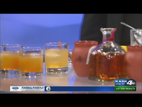 VIDEO: Fall theme drinks with Capital Hotel