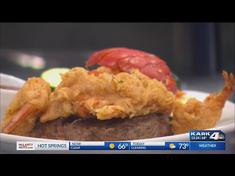 VIDEO: Steak and Lobster with Outback Steakhouse