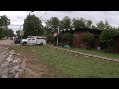 VIDEO: Tyronza tornado noon report