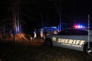 Alleged Fleeing Parolee Runs..Gets Zapped; Felony Arrest – GARLAND COUNTY