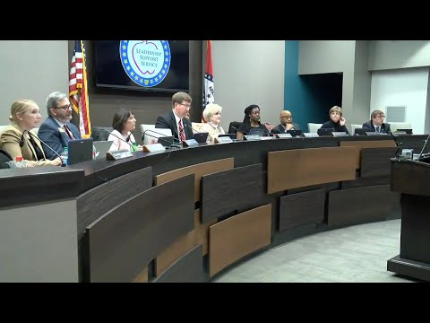 VIDEO: Arkansas Department of Education discusses reconstitution of Little Rock School District