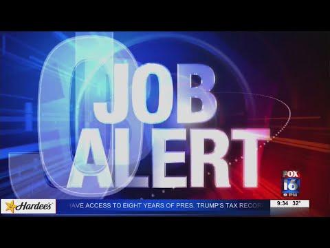 VIDEO: Job Alert 11-13-19