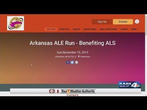 VIDEO: The 5th Annual Arkansas ALE Run