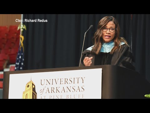 VIDEO: Donna Terrell keynote speaker for UAPB Fall 2019 Commencement