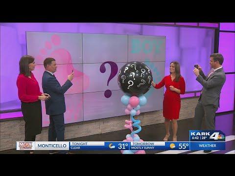 VIDEO: Gender Reveal on KARK