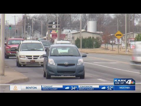 VIDEO: Searcy Police warn of panhandlers posing as church group