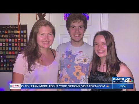 VIDEO: EXCLUSIVE: Friends mourn loss of UCA student who was hit by a car