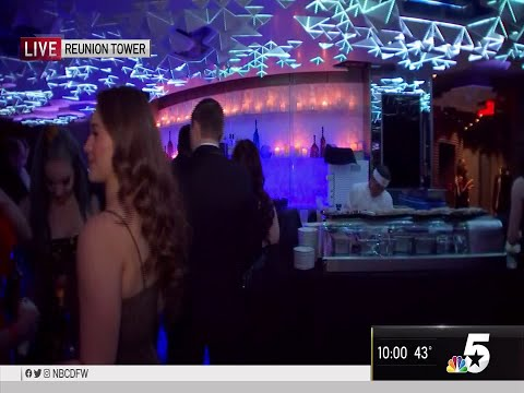 VIDEO: Inside the Reunion Tower Ball