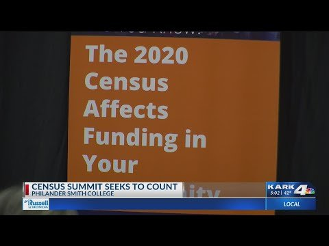 Watch: Census summit brings stakeholders together