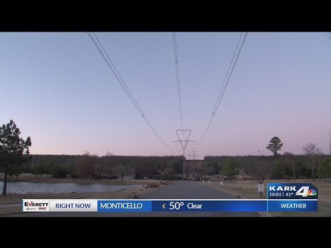 Watch: Cyclists in Conway say they're getting shocked by power lines above roads
