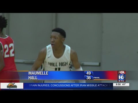 Watch: Maumelle at Hall