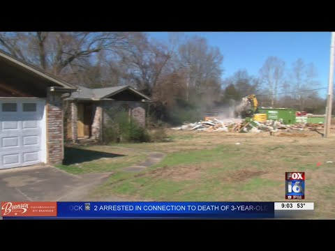 Watch: City of Conway buys flood prone homes to demolish and convert into park space