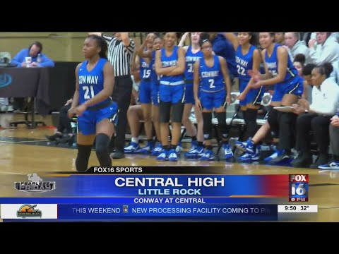 Watch: Conway vs Central
