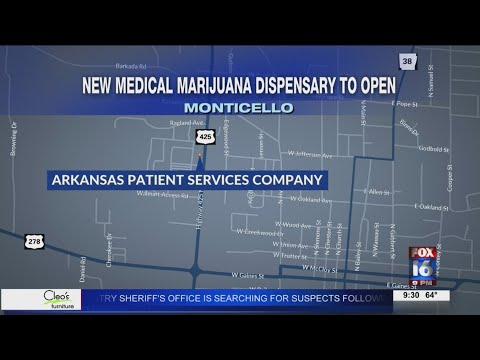 Watch: Medical Marijuana Dispensary opening in Monticello