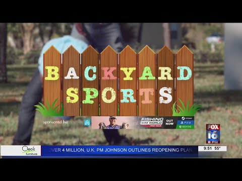 Watch: Backyard Sports: Taking sports to the lake