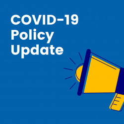 COVID-19 Weekly Policy Update, Vol. 9