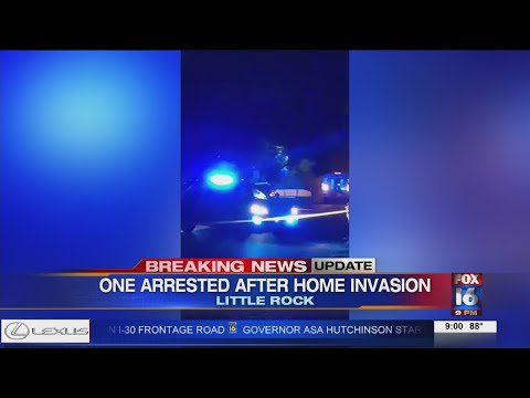 Watch: Little Rock police are investigating a homicide, woman arrested