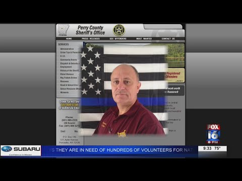 Watch: Lawsuit filed against Perry County Sheriff's Office over sexual harassment claims