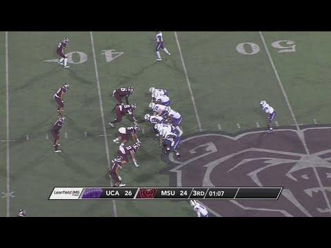 Watch: UCA TD vs Missouri State