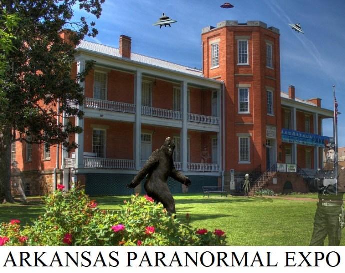 Arkansas Paranormal Expo