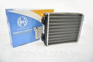 Радиатор отопителя (алюм) на ВАЗ 2101