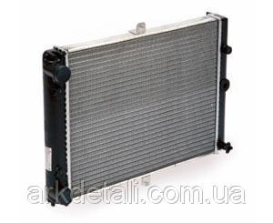 Радиатор охлаждения на ВАЗ 2108 SPORT универсал (алюм-паяный)