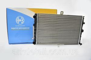 Радиатор охлаждения на Daewoo Сенс (алюминиевый)