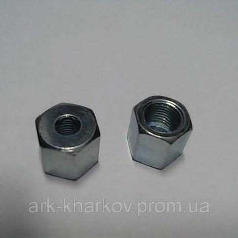Штуцер-гайка тормозной трубки  М10 х 1