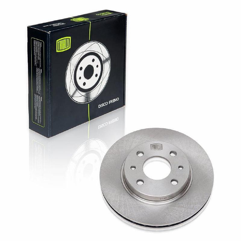 Тормозной диск на ВАЗ 2110 вентилируемый R-13