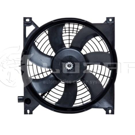 Электро вентилятор охлаждения кондиционера на ВАЗ 2190 ГРАНТА