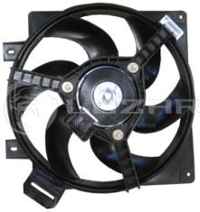 Электро вентилятор охлаждения радиатора 1118 (с кожухом, без резистора)