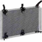 Радиатор кондиционера на ВАЗ1118 PANASONIC с ресивером