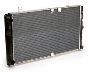 Радиатор охлаждения на ВАЗ 1118 SPORT алюминиевый-паяный