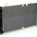 Радиатор охлаждения на ВАЗ 1118 SPORT (алюм-паяный)