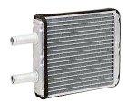 Радиатор отопителя 1118/2170 с конд HALLA (алюм-паяный)