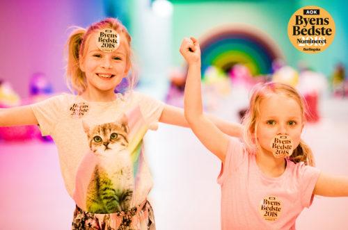ARKEN nomineret som 'Byens Bedste for Børn'
