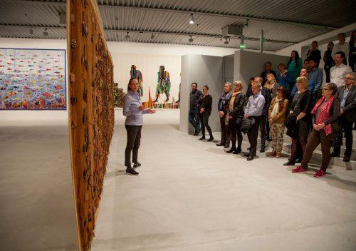 KLUB ARKEN: Kunstmøde - Baron Rosenkrantz