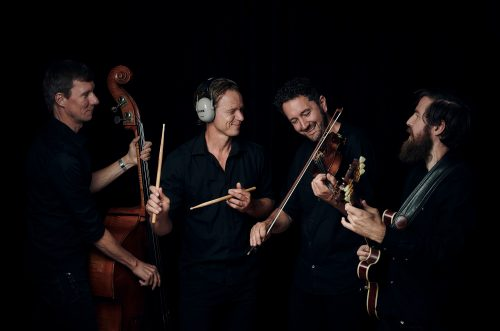 UDSOLGT! KLUB ARKEN: Bjarke Falgren Quartet