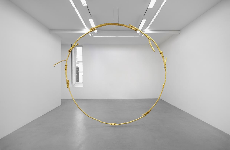 Ugo Rondinone, the sun at 12 am, 2019, Studio Rondinone. Foto: Courtesy Studio Rondinone og kamel mennour, Paris/London
