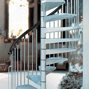 Custom Spiral Diy Staircase Kits Exterior And Interior Stairs | Diy Outdoor Spiral Staircase | Simple | 12 Foot | Metal | Do It Yourself Diy | Curved