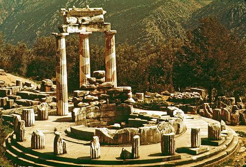Arquitectura de los edificios p blicos de la antigua for Arquitectura de grecia
