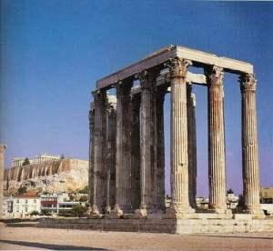 Templo de Zeus Olimpico