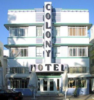 Hotel Colony de Miami
