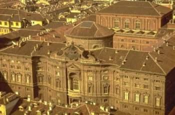 Palacio Carignano de Turín